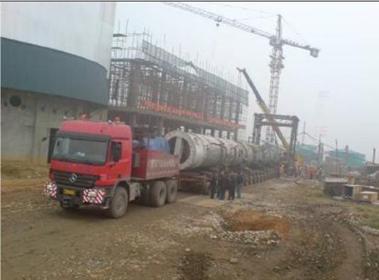 承运重庆816厂尿素合成塔